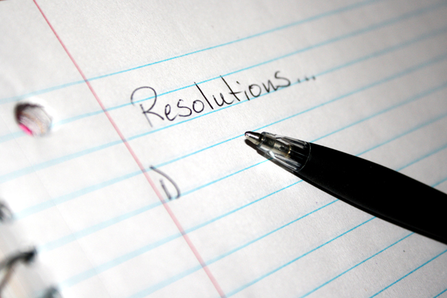 5 New Year Resolutions for Job Seekers