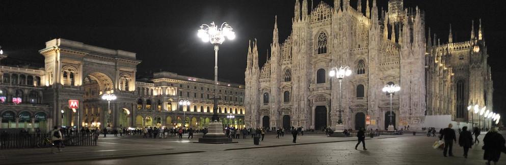 Milan City Page