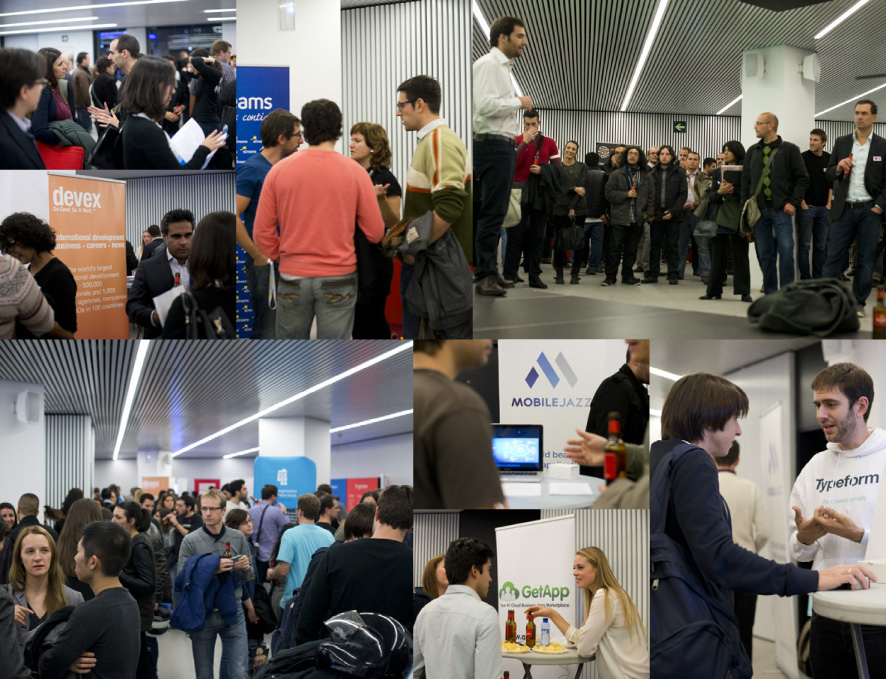 The JobFluent Barcelona Startup Job Fair is Back!
